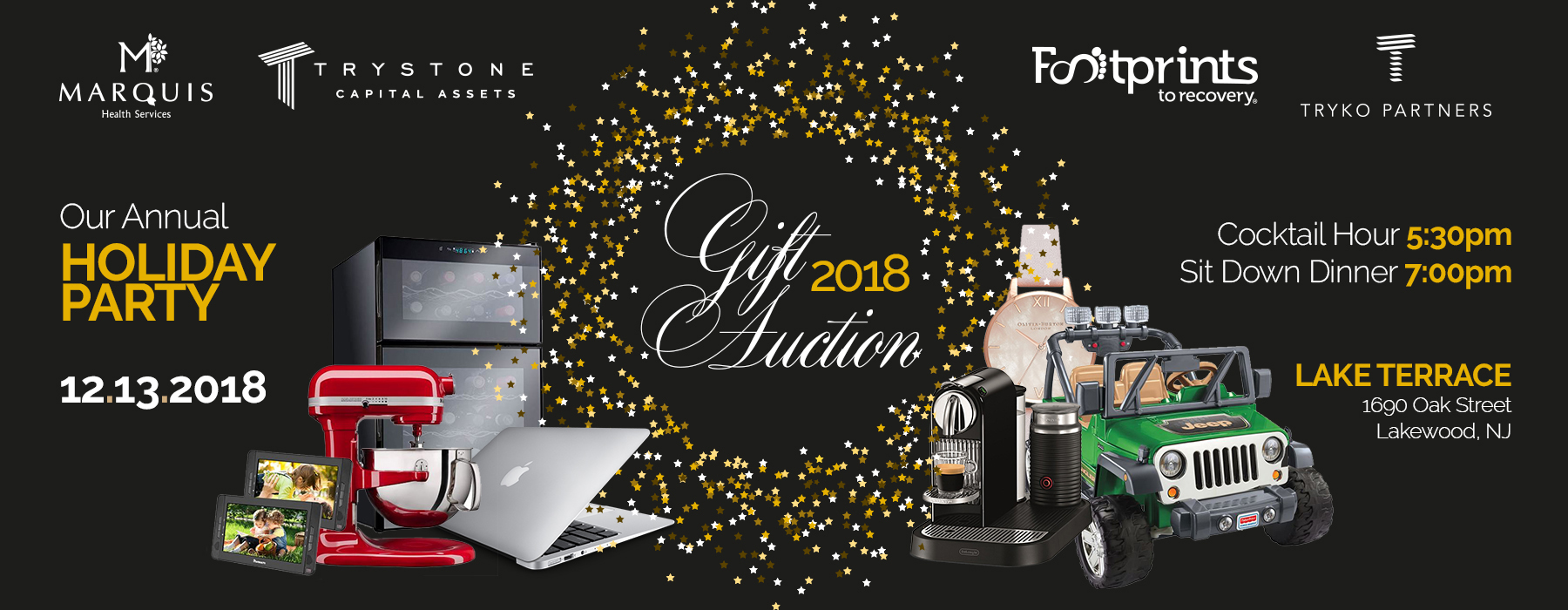 Marquis Gift Auction
