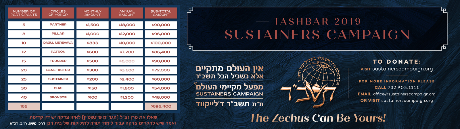 Tashbar of Lakewood